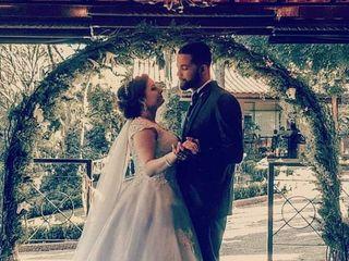 O casamento de Caroline e Vinicius 2