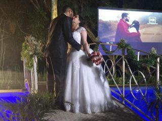 O casamento de Caroline e Vinicius