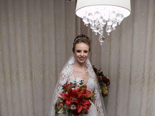 O casamento de Jaqueline e Romario 2