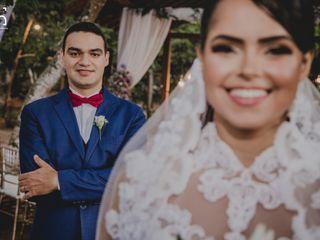 O casamento de Thalia e Allison 1