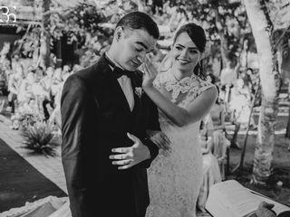 O casamento de Thalia e Allison 3