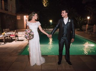 O casamento de Yandra e Paulo