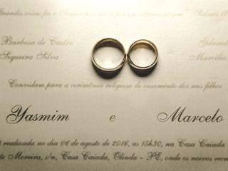 O casamento de Yasmim e Marcelo 1