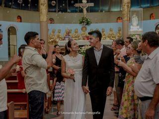 O casamento de Michele e Jefferson  1