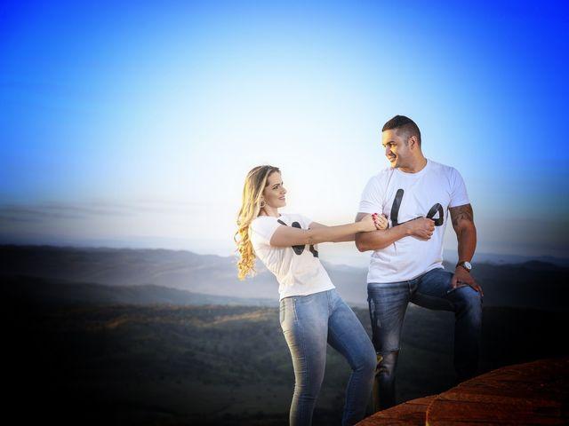 O casamento de Daniela e Andersom