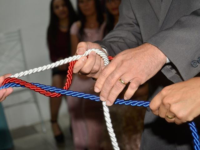 O casamento de lino e cislene em Osasco, São Paulo 19
