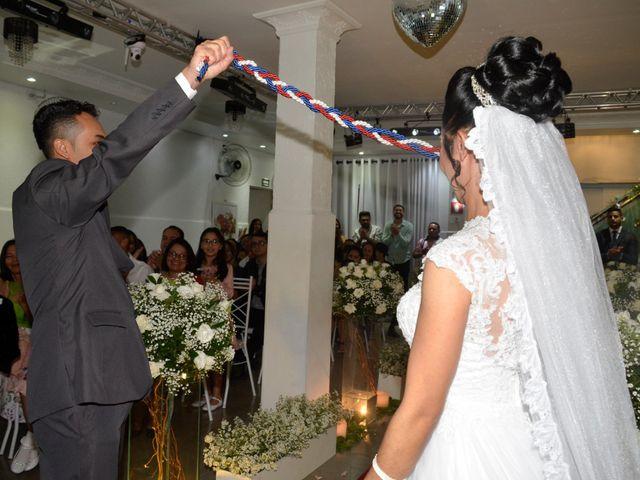 O casamento de lino e cislene em Osasco, São Paulo 20