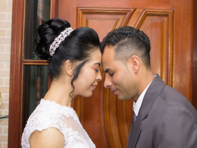 O casamento de lino e cislene em Osasco, São Paulo 22