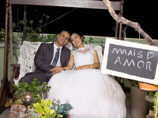 O casamento de cislene e lino