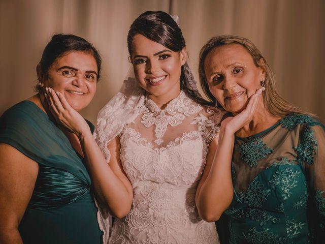 O casamento de Allison e Thalia em Santa Rita, Paraíba 2
