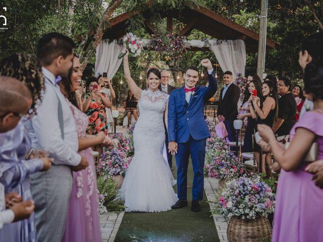 O casamento de Allison e Thalia em Santa Rita, Paraíba 5