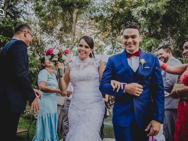 O casamento de Allison e Thalia em Santa Rita, Paraíba 6