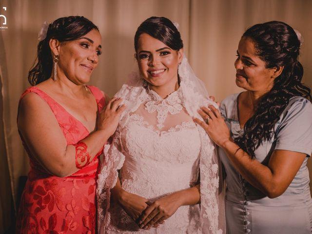 O casamento de Allison e Thalia em Santa Rita, Paraíba 7