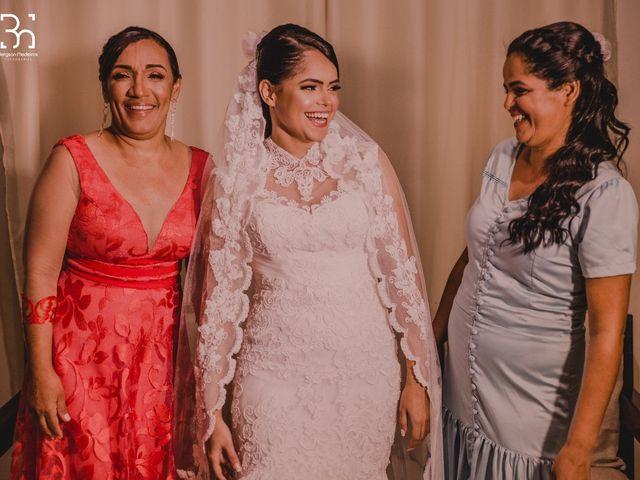 O casamento de Allison e Thalia em Santa Rita, Paraíba 8