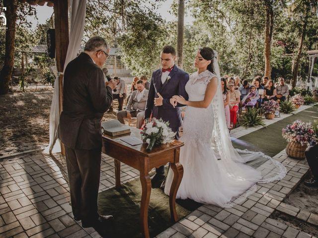 O casamento de Allison e Thalia em Santa Rita, Paraíba 11