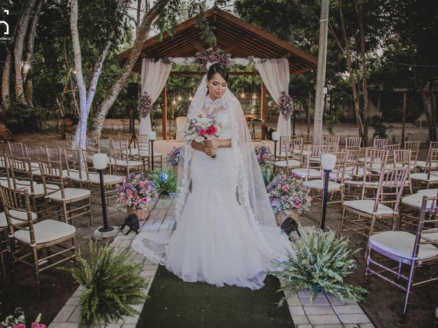 O casamento de Allison e Thalia em Santa Rita, Paraíba 12