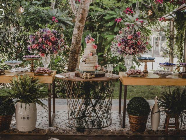 O casamento de Allison e Thalia em Santa Rita, Paraíba 13