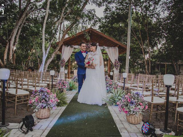 O casamento de Allison e Thalia em Santa Rita, Paraíba 14