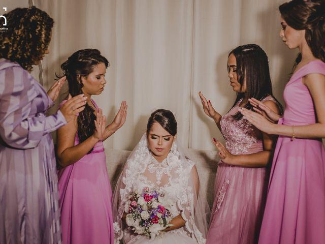 O casamento de Allison e Thalia em Santa Rita, Paraíba 17