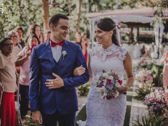 O casamento de Allison e Thalia em Santa Rita, Paraíba 18