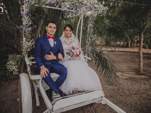 O casamento de Allison e Thalia em Santa Rita, Paraíba 19