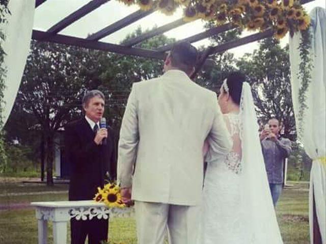 O casamento de Léo e Rosiane em Chapada dos Guimarães, Mato Grosso 5
