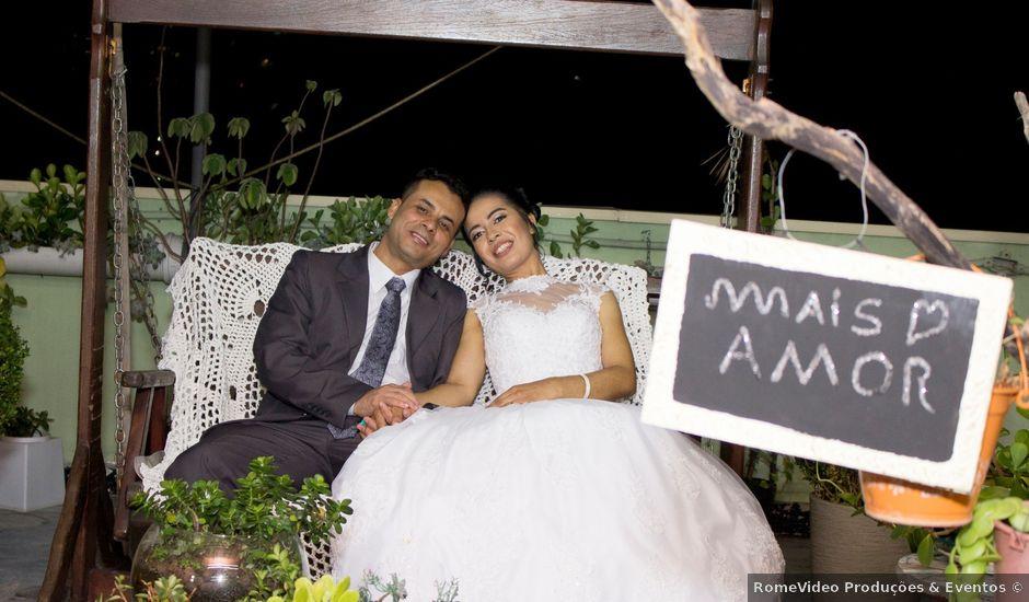 O casamento de lino e cislene em Osasco, São Paulo