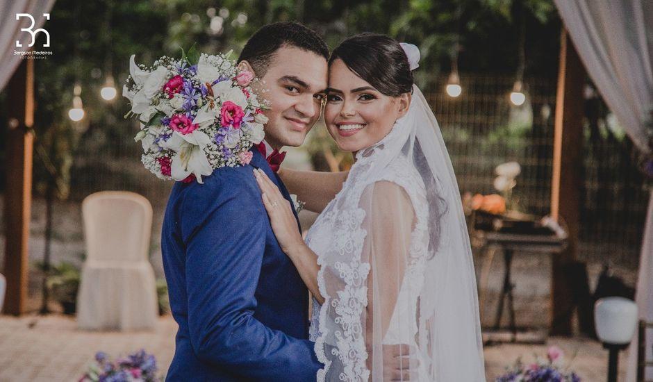 O casamento de Allison e Thalia em Santa Rita, Paraíba