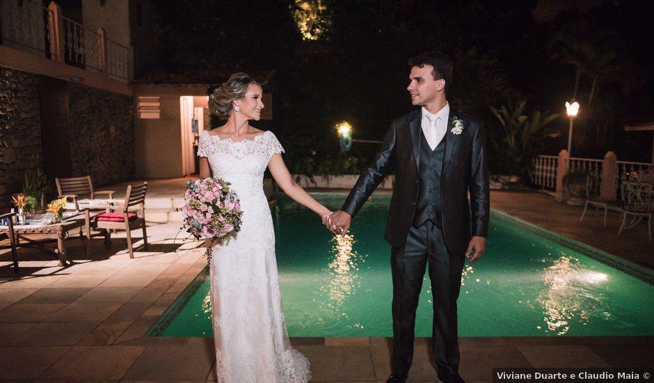 O casamento de Paulo e Yandra em Rio de Janeiro, Rio de Janeiro