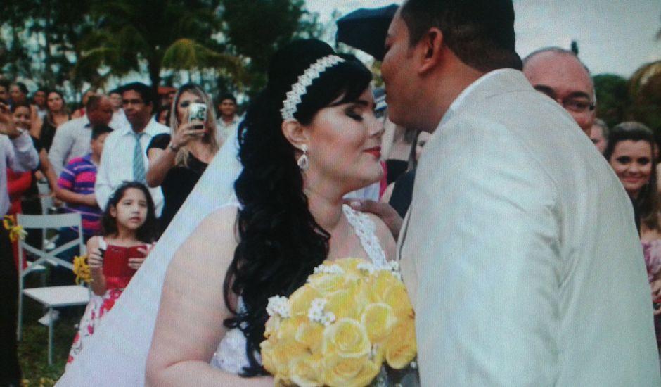 O casamento de Léo e Rosiane em Chapada dos Guimarães, Mato Grosso