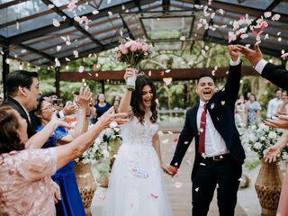 O casamento de Jessica e Danilo