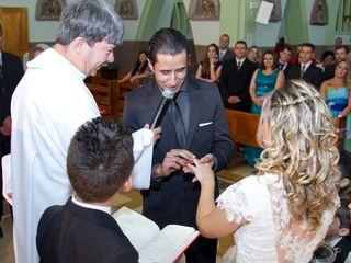 O casamento de Thay e Juh