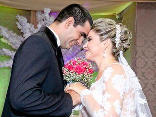 O casamento de Régia Márcia e Nelson