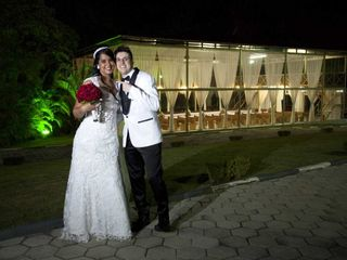 O casamento de Daniele e Neto