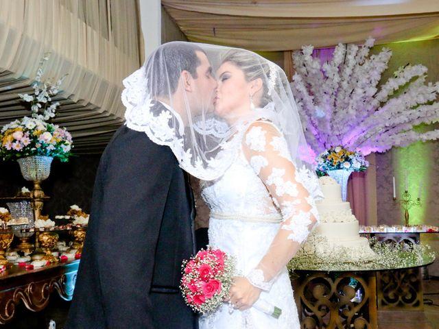 O casamento de Nelson e Régia Márcia em Fortaleza, Ceará 17