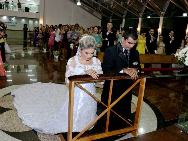 O casamento de Nelson e Régia Márcia em Fortaleza, Ceará 12