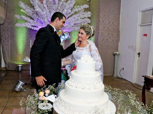 O casamento de Nelson e Régia Márcia em Fortaleza, Ceará 1