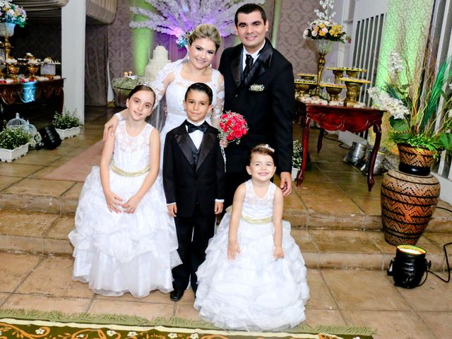 O casamento de Nelson e Régia Márcia em Fortaleza, Ceará 24