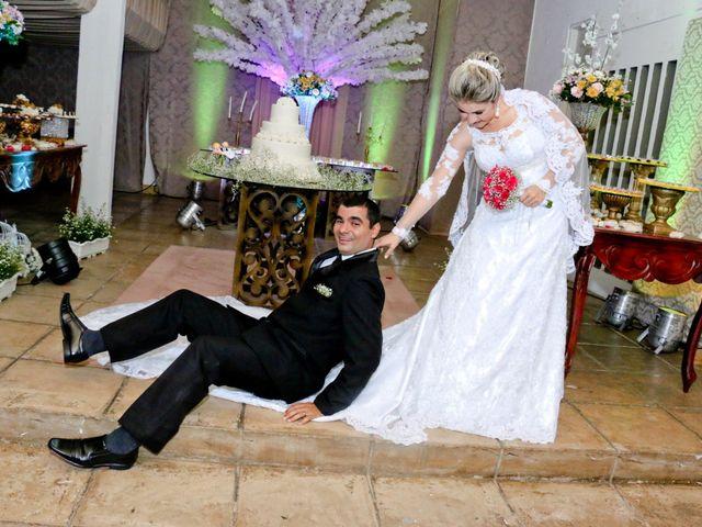 O casamento de Nelson e Régia Márcia em Fortaleza, Ceará 23
