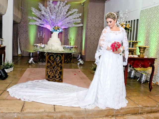 O casamento de Nelson e Régia Márcia em Fortaleza, Ceará 19