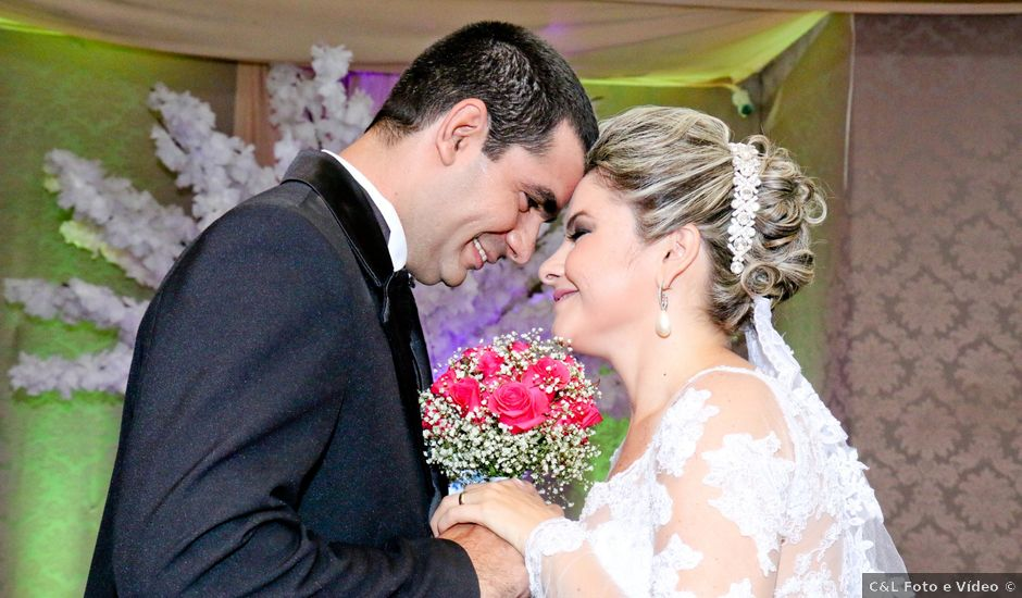O casamento de Nelson e Régia Márcia em Fortaleza, Ceará