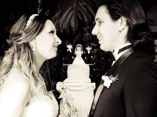 O casamento de Dayane  e Fábio  1
