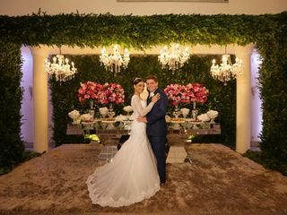 O casamento de Larissa e Rafael
