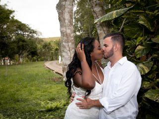 O casamento de Grendene e Alan 2