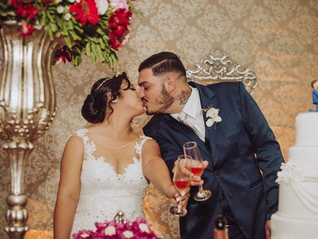 O casamento de Rafaella e Thiago