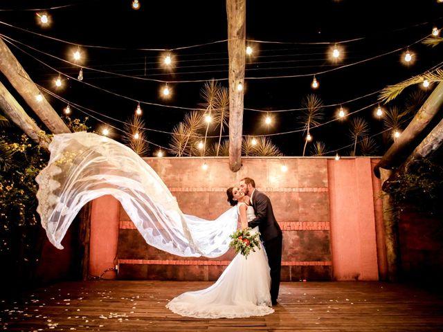 O casamento de Juliane e Luiz
