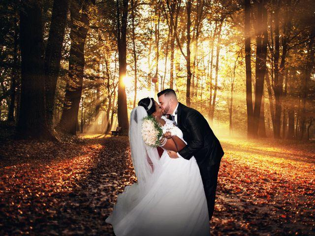 O casamento de Grendene e Alan