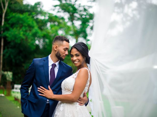 O casamento de Mayara e Alan