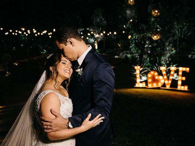 O casamento de Juliana e Wesley