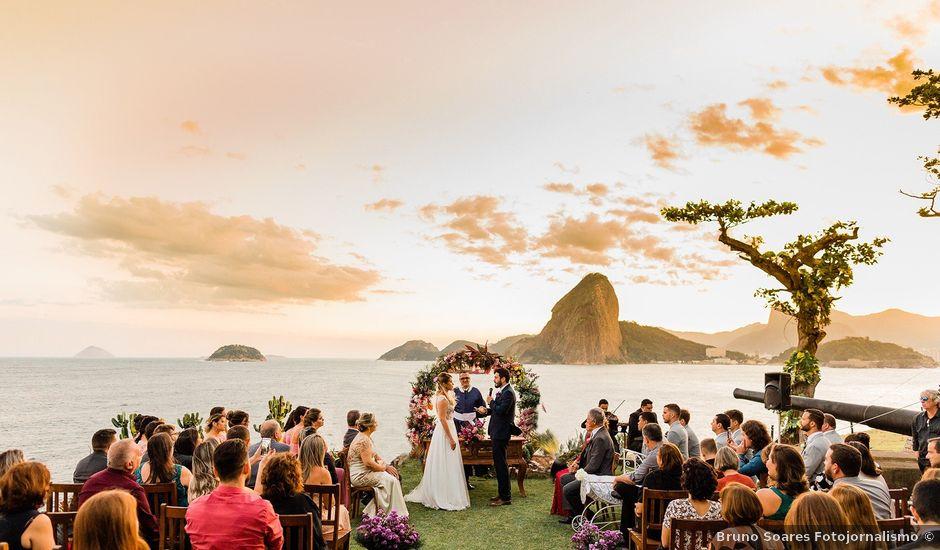 O casamento de Saulo e Dany em Niterói, Rio de Janeiro
